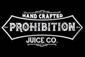 Prohibition E-Liquid